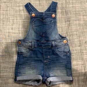 H&M Infant Girls Overalls